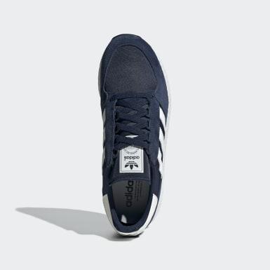 Originals Blå Forest Grove sko