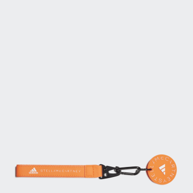 Women adidas by Stella McCartney Orange adidas by Stella McCartney Key Chain