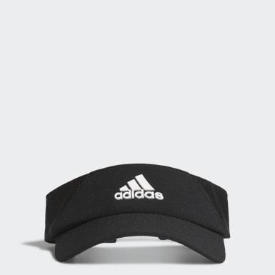 เทรนนิง สีดำ หมวกไวเซอร์ AEROREADY
