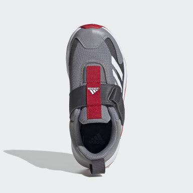 Kinderen Hardlopen Grijs 4uture Sport Running Schoenen