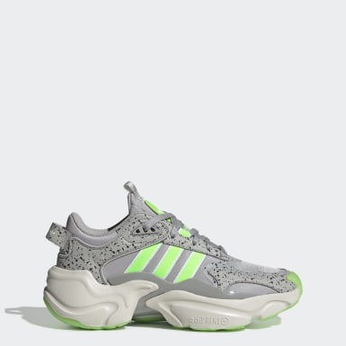 Sapatos Magmur Runner Cinzento Mulher Originals