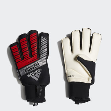 Soccer Black Predator Ultimate Gloves