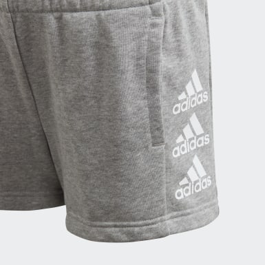 Girls Training Grey Must Haves Shorts