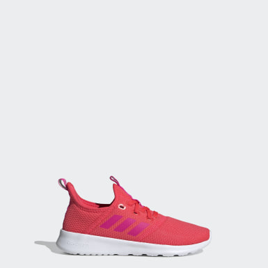 Children Essentials Red Cloudfoam Pure Shoes