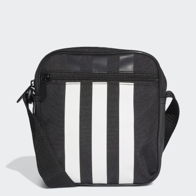 Training Black 3-Stripes Organizer