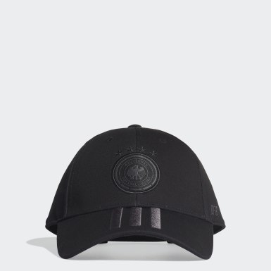 Football Black Germany Baseball Cap
