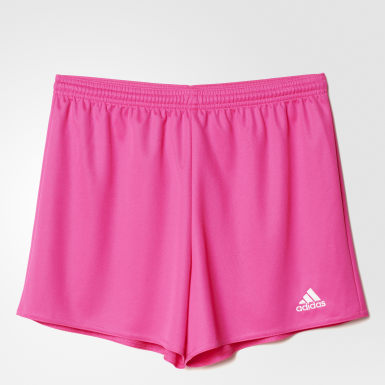 Shorts Parma 16 Rosado Mujer Fútbol