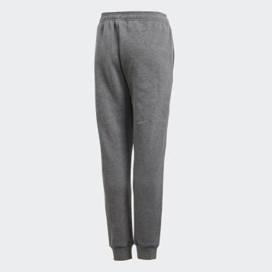 Kids Football Grey Core 18 Sweat Pants