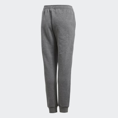 Pantalon de survêtement Core 18 Gris Enfants Football