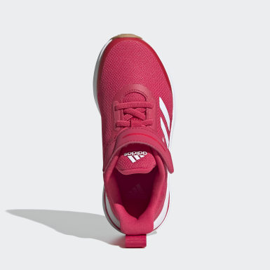 Kids 4-8 Years Running Pink Fortarun Running Shoes 2020