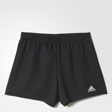 Women Football Black Parma 16 Shorts