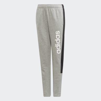 Pantalon de survêtement Tasto Gris Garçons Training
