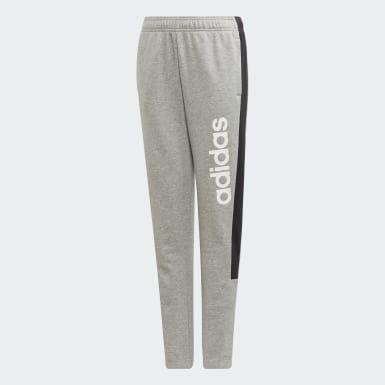Pantaloni da allenamento Tasto Grigio Ragazzo Training