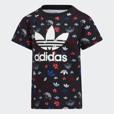 Camiseta Negro Niño Originals