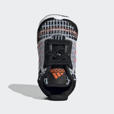 Infant & Toddler Training Black UltraCrib Shoes