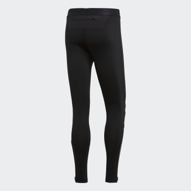 Men's Trail Running Black Terrex Agravic Tights
