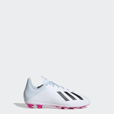 белый Футбольные бутсы X 19.4 FxG J