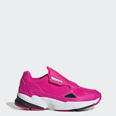 Women Originals Pink Falcon RX Shoes