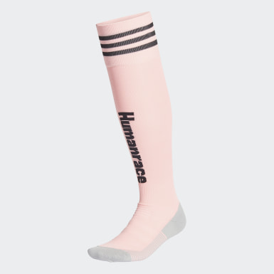 Football Pink Juventus Human Race Socks