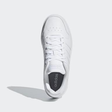 Kadın Sport Inspired White Hoops 2.0 Ayakkabı