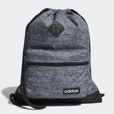 Training Black Classic 3-Stripes Sackpack