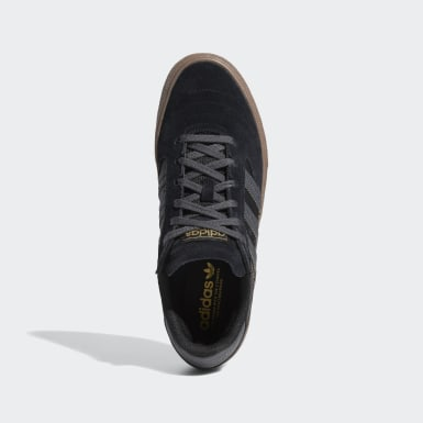 Men Originals Black Busenitz Vulc II Shoes