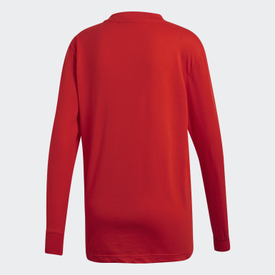 Camiseta Coeeze Vermelho Mulher Originals