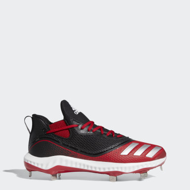 Men's Baseball Black Icon V Bounce Cleats