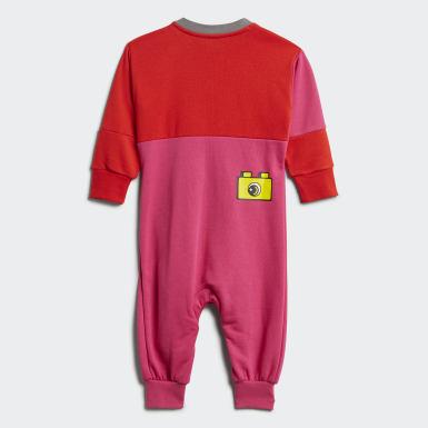 Infant & Toddler Training Pink adidas x LEGO® DUPLO® Onesie
