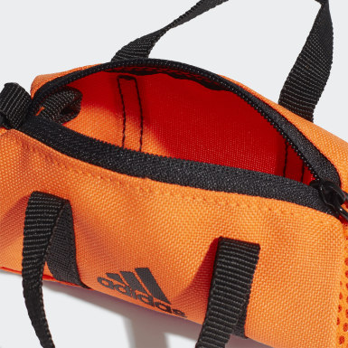 Training Orange Tiny Duffel Bag