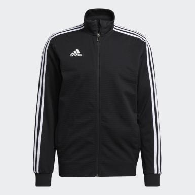 Veste d'entraînement Tiro 19 noir Hommes Soccer