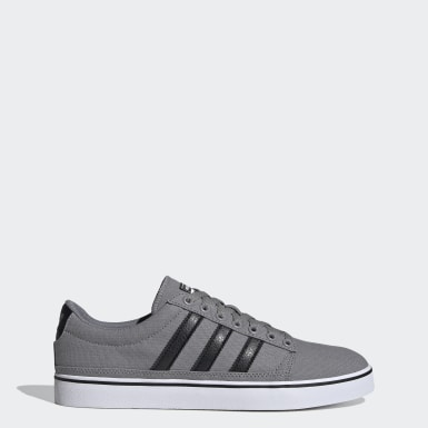 Men Originals Grey Rayado Shoes