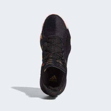 Basketbal černá Obuv Dame 6