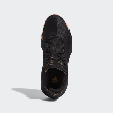 Zapatillas Dame 6 Negro Basketball
