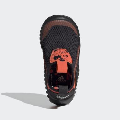 Sapatos RapidaZen Sum Mickey Mouse Laranja Criança Running