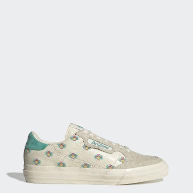 Sapatos Continental Vulc Bege Originals