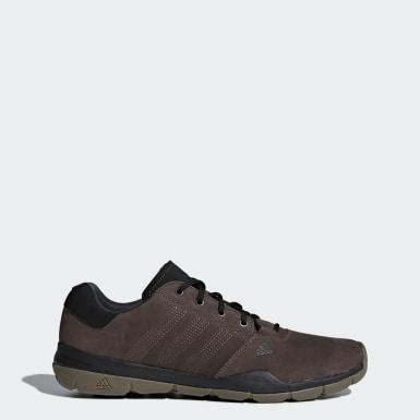 zapatillas marron hombre adidas