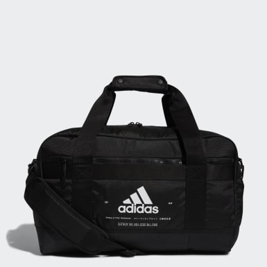 Training Black Amplifier 2 Duffel Bag