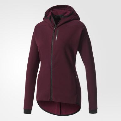 красный Флисовая куртка TERREX Climaheat Ultimate