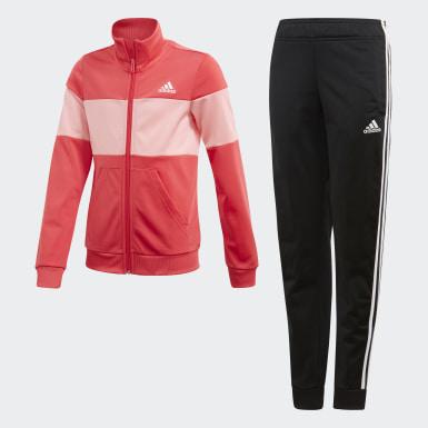 Conjunto de Chaqueta y pantalón Rosado Niño Sport Inspired