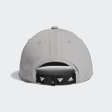 Men Training Grey Sport Hat