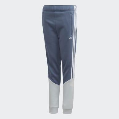 Pantalón Outline Azul Niño Originals
