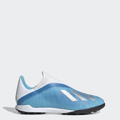 Mænd Fodbold Türkis X 19.3 Turf støvler