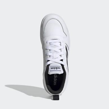 Kids Running White Tensaurus Shoes