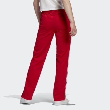 Pantalon de survêtement Adicolor Classics Firebird Primeblue rouge Femmes Originals