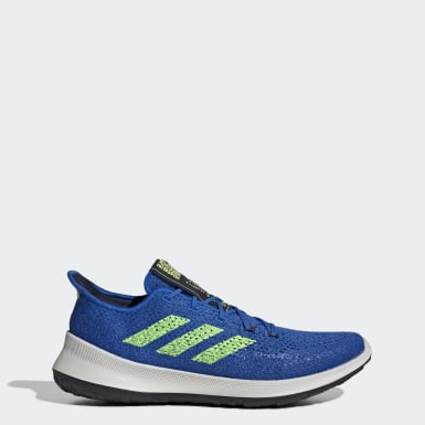 Men's Running Blue Sensebounce+ SUMMER.RDY Shoes