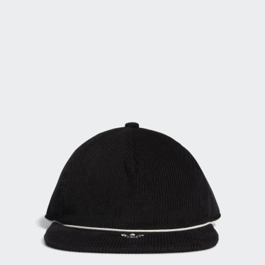 Originals Black Corduroy Cap
