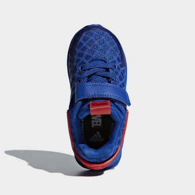 Tenis RapidaRun Hombre Araña Azul Niño Running