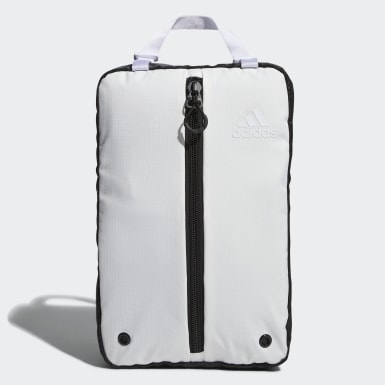 Men Golf White Shoe Bag