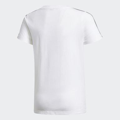 Camiseta Karate Blanco Niña Training